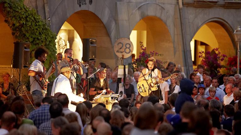 Bern, Buskers Festival